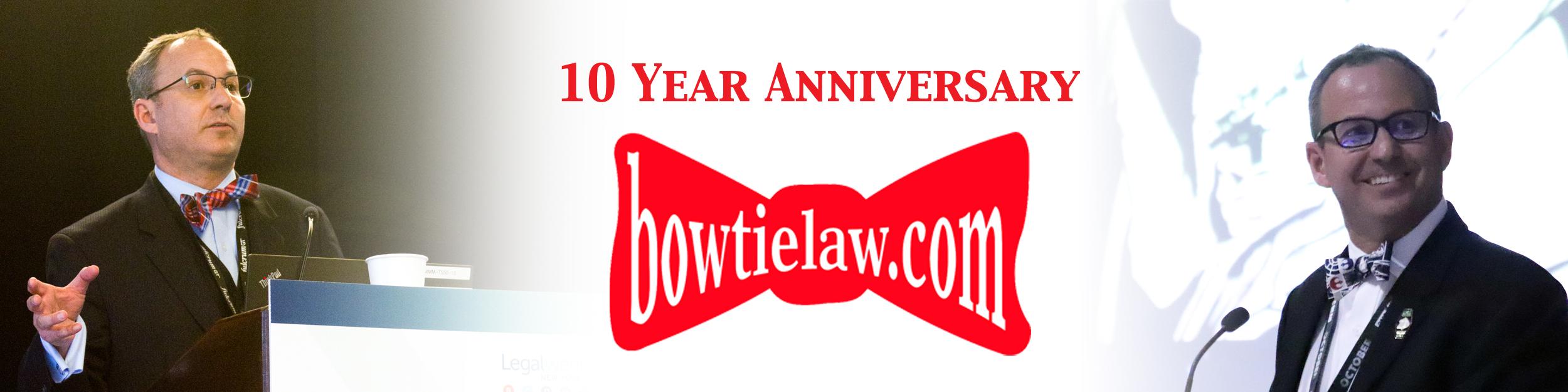 Bow Tie Law